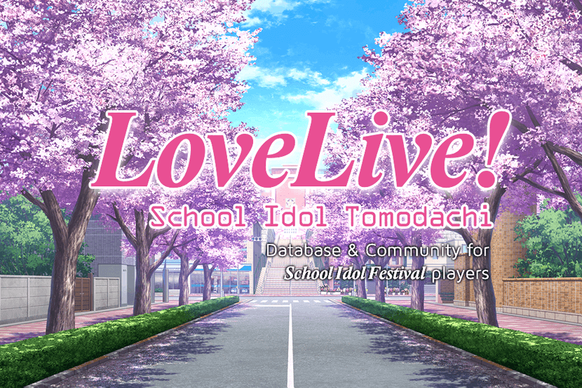 School Idol Tomodachi