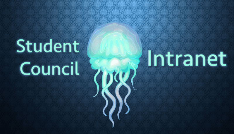 Student Council Intranet